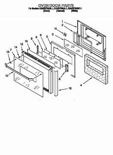 kitchenaid superba oven parts diagram besto blog