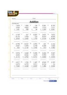 worksheets for grade 5 15416 5th grade math worksheets pdf grade 5 maths papers