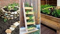 do it yourself ideen garten 5 diy projects for small garden improving your garden in