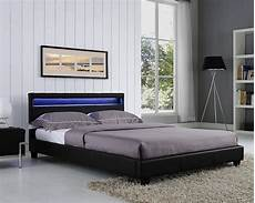 King Size Bed Frame Led Headboard Light And