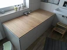 Badezimmer Selber Machen - badewannen abdeckung bauanleitung zum selber bauen