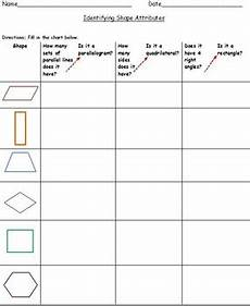 4th grade classifying quadrilaterals common core worksheets tpt