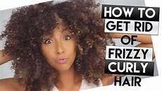 How To Style Curly Frizzy Hair