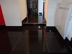 Carrelage Granit Noir Poli