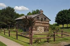 cabin a kellerman log cabin