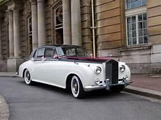 Location Rolls Royce Silver Cloud De 1960 Pour Mariage