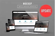 multi web software 8 website mockups psd indesign ai format