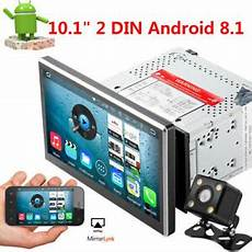 din 10 1 quot android 8 1 car stereo no dvd gps navi