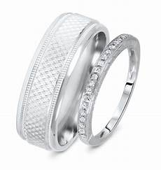 3 budget his and hers wedding ring sets wedding ideas