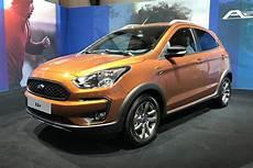 ford ka active ford ka range refreshed adding active crossover for 2018