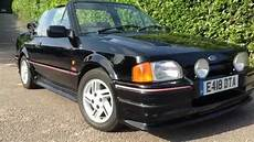 Ford 1 6 Xr3i Cabriolet E418 Dta
