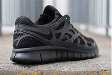 nike free run 2 black the sole supplier