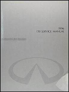 free car repair manuals 1996 infiniti i regenerative braking 1996 infiniti i30 repair shop manual original