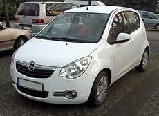Opel Agila 2009 - opel agila