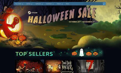 Steam Halloween Sale 2017 Date