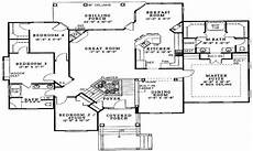 four level split house plans split foyer house plans split level house plans 4 bedroom
