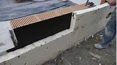 bodenplatte abdichten neubau aufbau abdichtung wu beton bodenplatte bei dr 252 ckendem