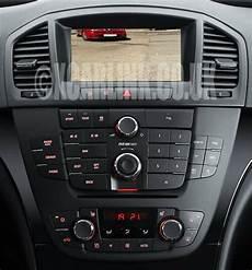 Vauxhall Opel Multimedia Rear Interface Navi 600