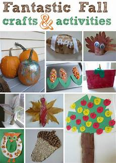 fall crafts for
