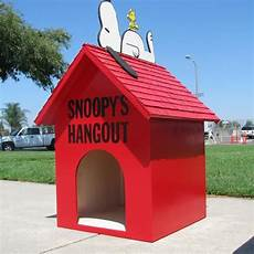 snoopy dog house plans found at garden grove ca public works department snoopy