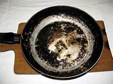 Essen In Der Pfanne Oder Topf Angebrannt Garten Kochbuch