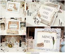 cockney rhyming slang table names unique shabby chic wedding ideas and inspiration copyright