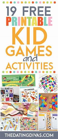 101 free printables for kids from toddler kids parenting games for kids board games for