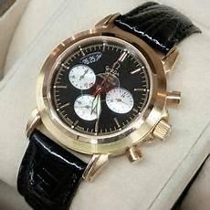 Model Jam Tangan Omega Automatic Chronometer Jam