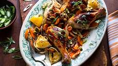 sweet and spicy roast chicken recipe nyt cooking