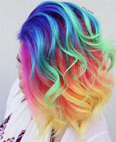 bright hair colors on pinterest bright hair rainbow hair and pin on hair