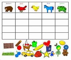 sorting activities for preschoolers worksheets 7872 smartboard freebie with images smart board activities preschool colors brown brown