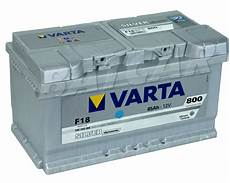 varta silver dynamic f19 85 ah autobatterie