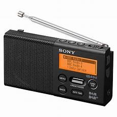 sony xdr p1dbpb portable dab radio