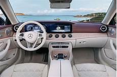 Mercedes E Klasse Cabrio 2017 Test Preis Motoren