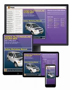 auto repair manual online 2003 acura mdx instrument cluster 2003 acura mdx haynes online repair manual select access ebay