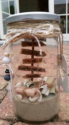 Hochzeitsgeschenk Geld Im Glas Geschenk Schenken