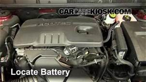 Replace A Fuse 2010 2016 Buick LaCrosse  2011