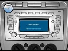ford bluetooth and multimedia system update process