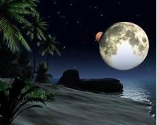 3d Moon Wallpaper
