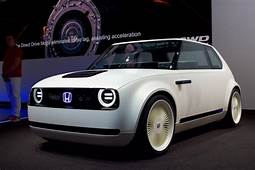 Frankfurt Motor Show 2017 The Seven Best Concept Cars