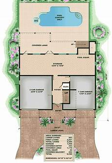 charming low country house plan 66382we architectural