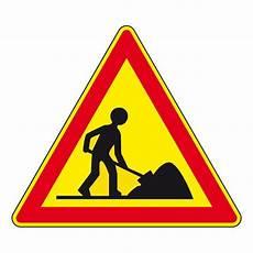 panneau travaux en cours dispomat cl 244 ture chantier