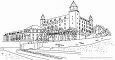 Malvorlage Playmobil Schloss Ausmalbilder Huser Und Gebude Malvorlage Schloss