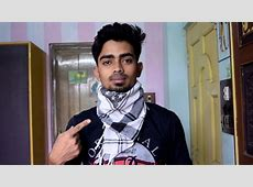 How To Tie Shemagh As Neck Wrap   YouTube