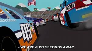 Race Cars GIF By South Park  Find & Share On GIPHY