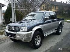 4x4 mitsubishi l200 2005 mitsubishi l200 up 4x4 car photo and specs