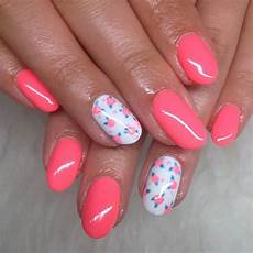 Nageldesign 2018 Trends Bilder - 27 white color summer nail designs ideas design trends