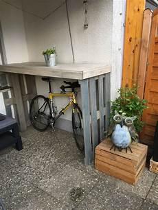 Fahrradgarage Aus Paletten Fahrradgarage