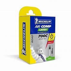 chambre a air 700x22 23 valve presta 60mm michelin