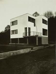 internationaler stil architektur bauwelt sechsmal musterschau deco bauhaus le